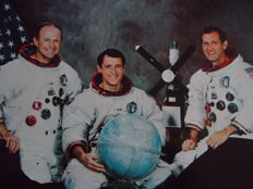First US space station, last crew
