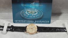 Longines – 18kt gold 750 ladies' wristwatch – Never worn