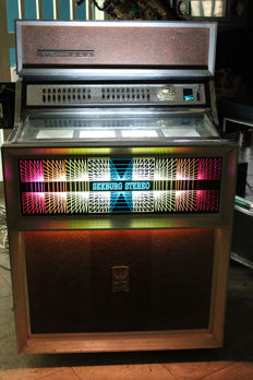 Jukebox Seeburg Golden yet model