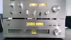 Yamaha CA 410 amplifier and CT 510 tuner in top condition