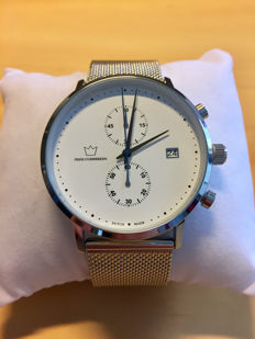 Prins Uurwerken Chronograph - Dutch Brand - Never worn