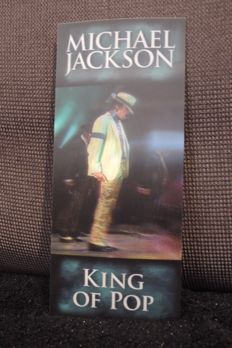Michael Jackson This Is It Concert Ticket 2009 London O2
