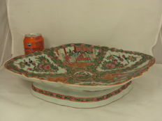 Large porcelain serving dish 38 cm!! - China  - around 1900