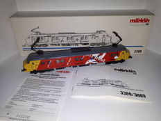 Märklin H0 - 3388 - Motorpost Mp 3000 of the NS, no 3004