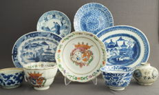 Collection Chinese porcelain - China - 17th to 19th century