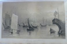Robert Fortune - Three years wandering in the northern provinces of China - 1847