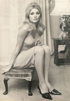 Paul Popper/Agenzia Farabola - Sharon Tate - 1965