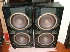 Passive speakers Lem x9 p-120w from the 60s/70s