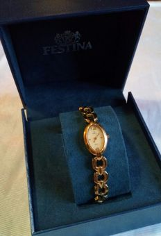 FESTINA chest/watch - women's watch - 1999