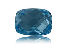Blue Topaz  - 17.39 ct - No Reserve Price