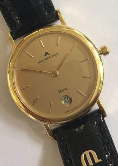 Maurice la Croix gold ladie's watch, classic, ca. 2000
