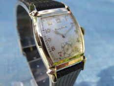 "BULOVA 'Ranger"" 10K GP Cal 10BE men's watch from 1940's"
