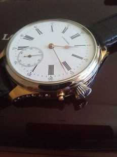Longines Cal.21,53 marriage wristwatch 1909