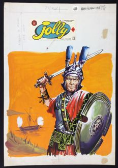 Jolly - original cover no. 12 (1958)