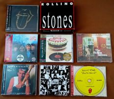 The Rolling Stones Ultra Rare Limited Editions Produced In Japan