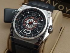 Savoy ICON Midway S3 - Automatic - Limited Edition to 175 - Swiss Made 41mm - Titanium IP