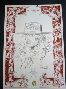 Girod, Thierry - Original drawing - Durango