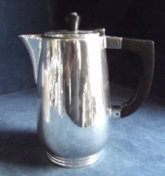 Beautiful Art Deco silver plated Jug c1935 by Elkington