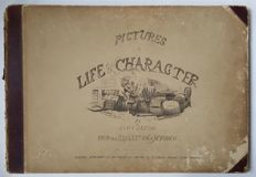 John Leech - Pictures of Life & Character - 1854/1860