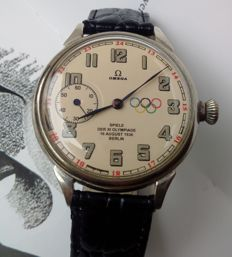Omega olympic games Berlin 1936 – marriage watch – 1901-1949