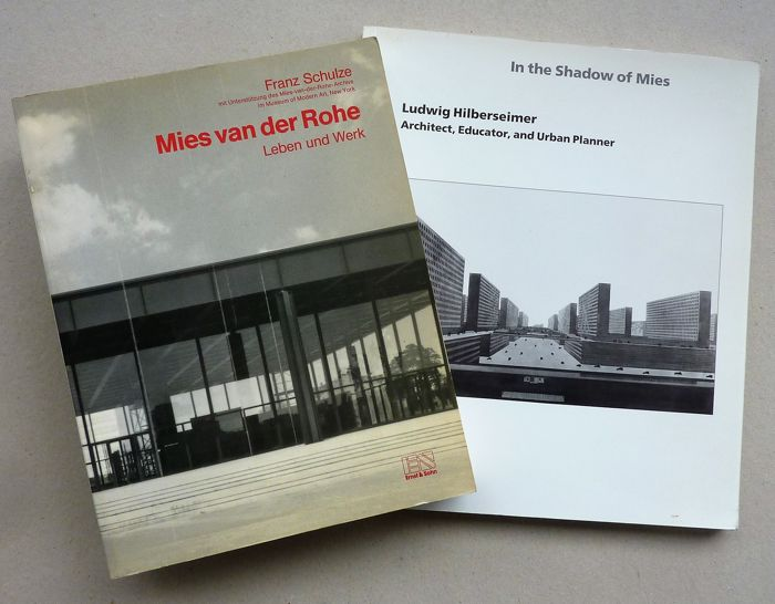 an introduction to the life of ludwig mies van der rohe Believing that less is more, mies van der rohe, born march 27, 1886, built rational, minimalist skyscrapers that set the standard for modernist design.