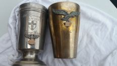 German cups WW2