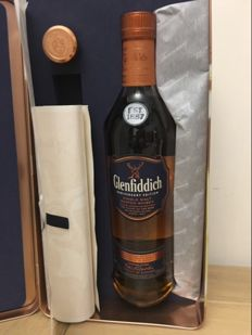 Glenfiddich 125th Anniversary ( speyside single malt Scotch whisky )