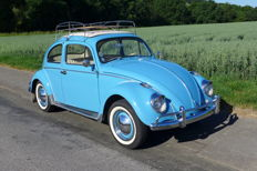 VW Beetle 1200, Built in 1964