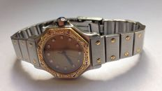 Cartier Santos Octagon -- Lady -- 1983