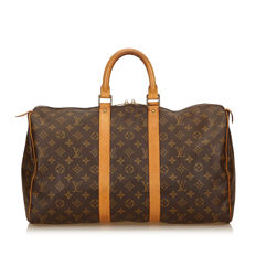 Louis Vuitton - Monogram Keepall 45