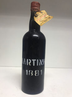 1881 Martinho, Colheita, Portugal , 1 bottle 0,75l