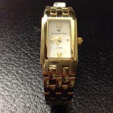 Bernard Piot 14 Kt yellow gold Bernard women's watch (New)