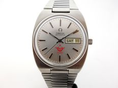 Omega TCDD Republic of Turkey State Railways Men's WristWatch 1960's