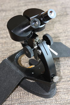 Stereo dissecting microscope