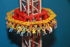 Faller H0 - Fun fair POWER TOWER