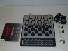 Mephisto world II - electronic chess game