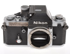 Nikon F2A 25 Anniversary body, rare commemorative camera