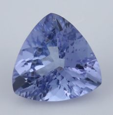 Tanzanite - 1.01 ct. - no reserve price