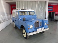 Land Rover - 88 short Series III - 1973