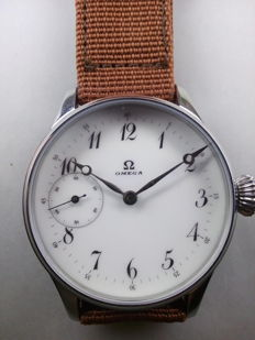 Swiss wristwatch OMEGA Marriage 1936