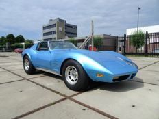 Chevrolet - Corvette C3 350CI V8 Targa T-top Stingray L82 - 1974