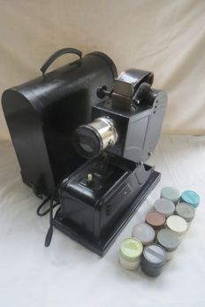 The rarest FGK-49 Filmoscope.  1949