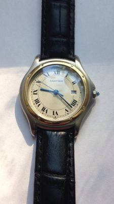 Cartier Cougar Ref. 187904 – men's watch – 1995