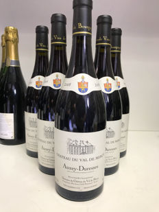 2008 Domaine du Chateau du Val de Mercy, Auxey-Duresses, Burgundy, France, 6 bottles 0,75l