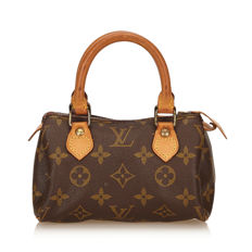 Louis Vuitton - Monogram Mini Speedy