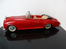 Bandai, Japan - Length 30 cm - Rolls Royce convertible, 1960s