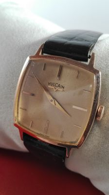 Vulcain – Vintage Men's Wristwatch – 50's
