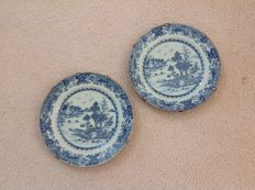 Antique plates – China – 18th century