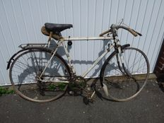 Peugeot men's bicycle - with framework - ca 1955