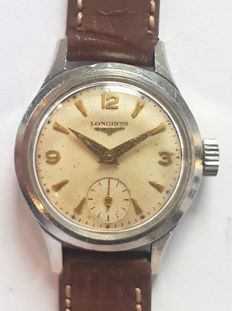 Longines Vintage ladies wrist watch  - Switserland around 1950